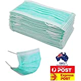 Disposable Surgical Face Mask 98% B.F.E Air Dust Pollution [20 pieces]