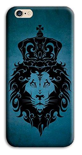 Mixroom - Cover Custodia Case In TPU Silicone Morbida Per Apple Iphone SE W352 Re Leone