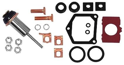V-Factor Starter Solenoid Repair Kit For Harley-Davidson Big Twin &  Sportster OEM# 31604-91