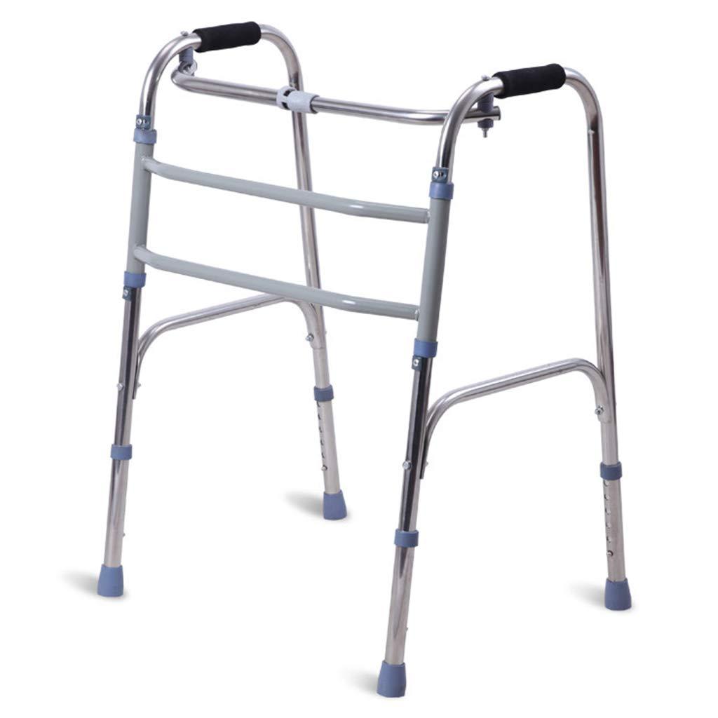 【日本産】 折りたたみ可能なステンレススチール調節可能な4足杖の歩行器 - - 非スリップアームレスト付き、足パッド B07LCKB9SQ, TANIGAWA24X 毛皮 本革バッグ 財布:772ea577 --- a0267596.xsph.ru