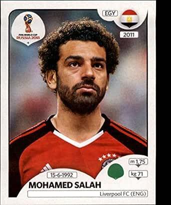 Panini WORLD CUP 2018 ADRENALYN XL-Mohamed Salah Egipto no 98