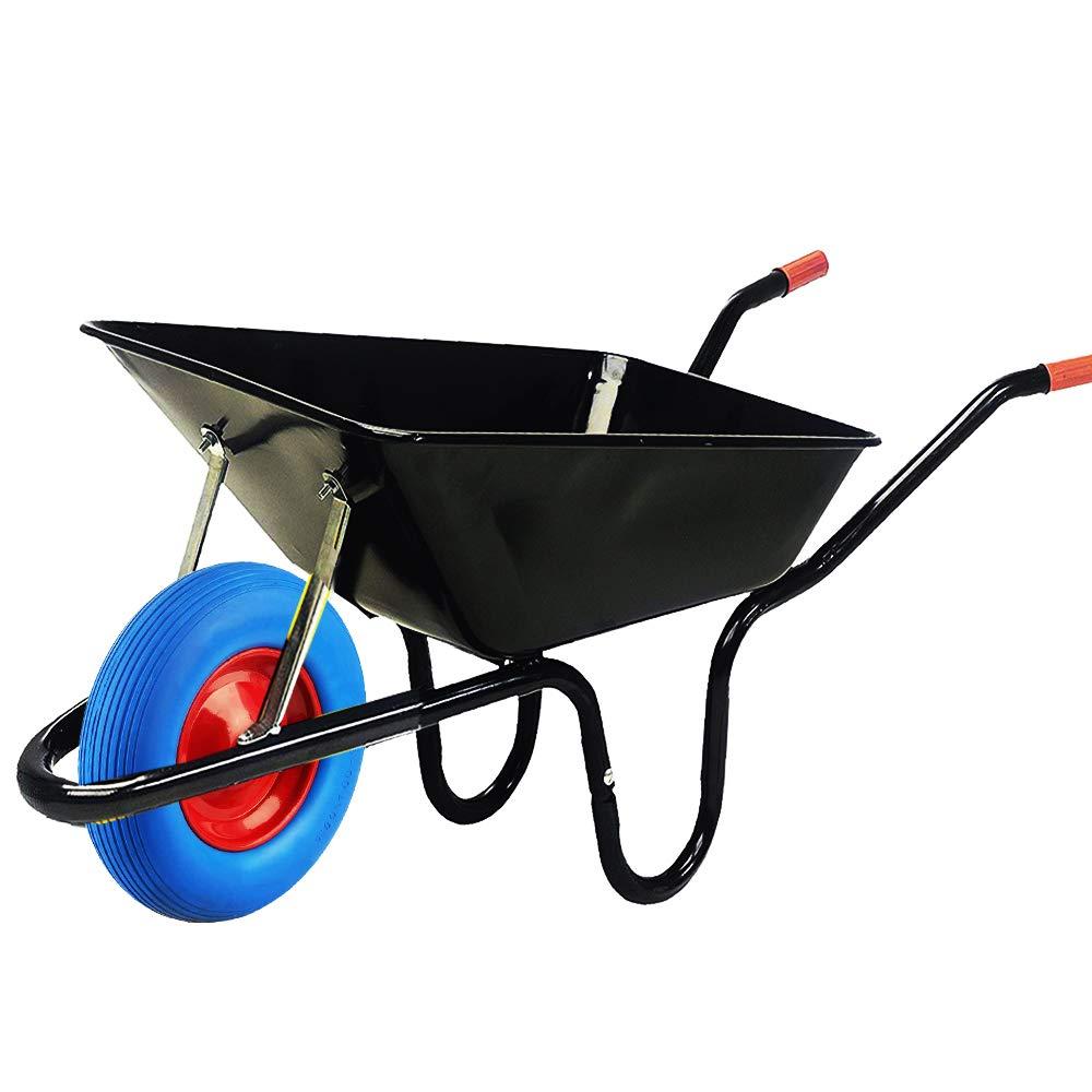 Schubkarrenrad Reifen Vollgummi PU Ersatzrad 4.80//4.00-8 390mm Schubkarre Ersatzrad Reifen/…