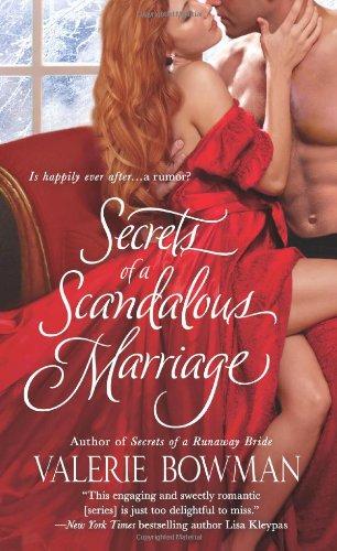 Secrets of a Scandalous Marriage (Secret Brides)