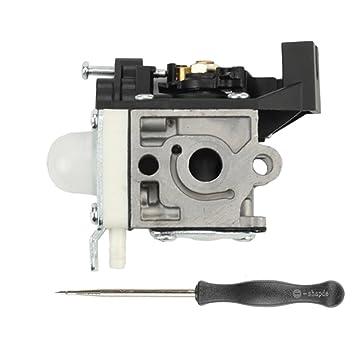 Sauveur Carburateur Rb- K93 avec Outil de Réglage pour A021001691 ...