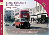 img - for Buses, Coaches & Recollections 1971 by Henry Conn (2016-06-24) book / textbook / text book