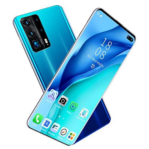 HTYQ Mobile phone, P48 proAndroid mobile phone unlocked free SIM card smartphone, dual SIM card 6.6-inch HD screen…