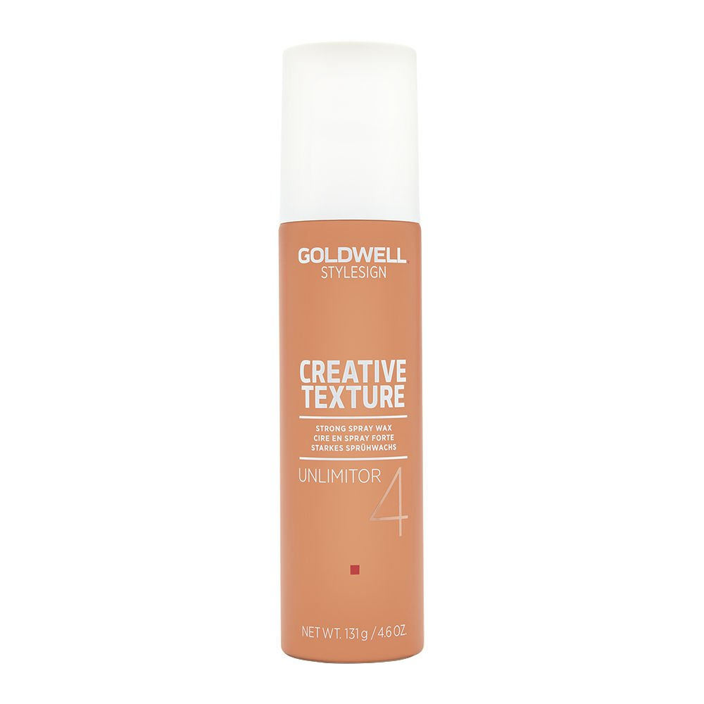 goldwell spray wax