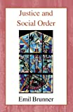 img - for Justice and Social Order book / textbook / text book