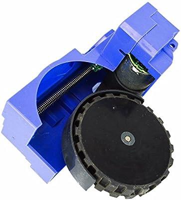 ASP ROBOT Rueda lateral derecha para Roomba 775 Serie 700. Recambio ORIGINAL repuesto compatible para aspirador irobot Rumba Serie 7 ALTA CALIDAD: Amazon.es: Hogar