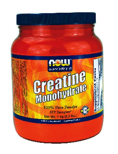 Now Foods Creatine Monohydrate - 2.2 lbs. 6 Pack