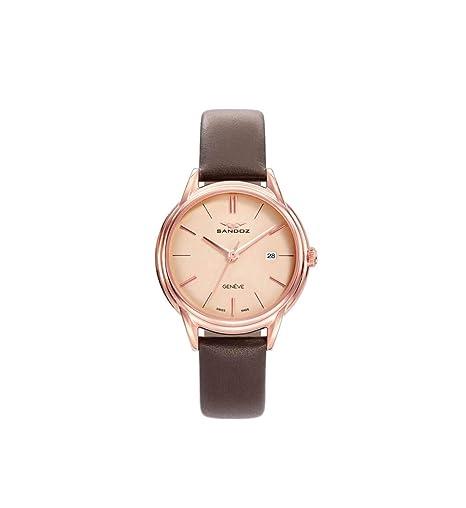 Reloj Suizo Sandoz Mujer 81354-97