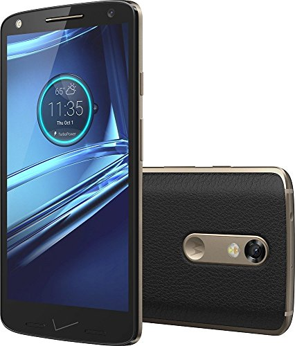 Click to buy Motorola DROID Turbo 2 XT1585 32GB - Black Leather (Verizon Wireless) - From only $189.95