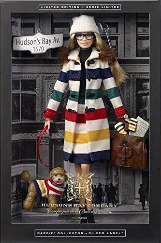 Barbie Hudson's Bay Silver Label Doll