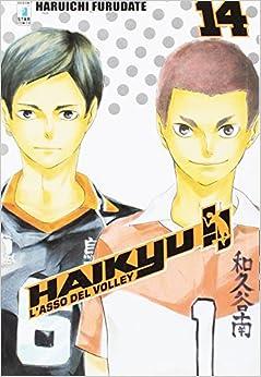 Book's Cover of Haikyu!!: 14 (Target) (Italiano) Tapa blanda – 23 noviembre 2016