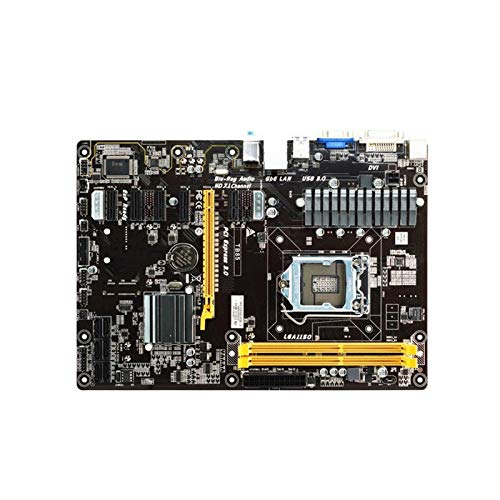 Motherboard Fit For BioStar TB85 Desktop Board B85 LGA 1150 I7 I5 I3 DDR3 6GP 6 PCIE Original (vervang H81 H61 TB250 PRO…