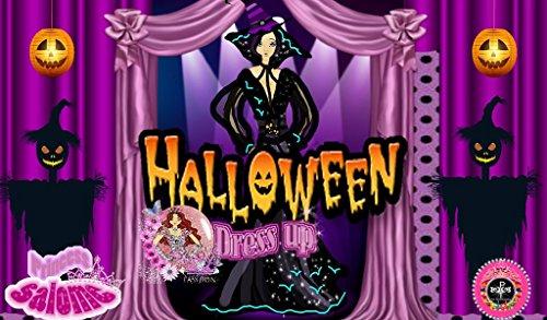 Princess Salome Game : Halloween Dress up