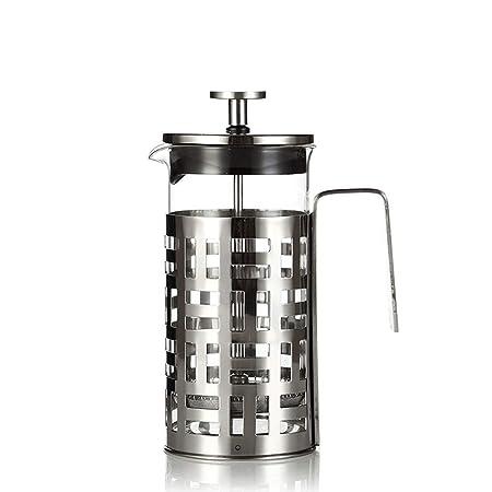 XWSH Cafetera de Vidrio Resistente a Altas temperaturas ...