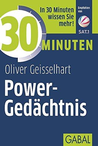 30 Minuten Power-Gedächtnis ebook