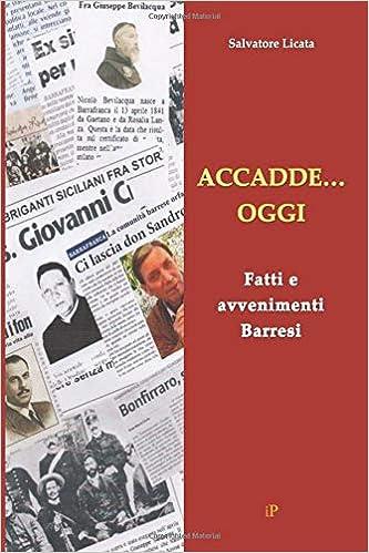 Calendario Accadde Oggi.Accadde Oggi Italian Edition Salvatore Licata