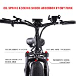 Bici-Elettrica-Fat-Bike-Uomo-da-CittaMountain-26-Pollici-750W-48V-20Ah-Batteria-Shimano-a-7-velocita-Freni-a-Doppio-Disco