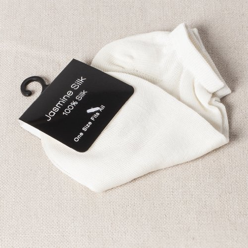 Jasmine Silk Ultmate Silk Moisturising Socks Seide Feuchtigkeitsspendende Socken