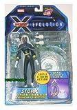 X-Men Evolution Storm Figure with Lightning Bolt Projectiles