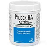 Phycox 120 Count HypoAllergenic Soft Chews for Pets