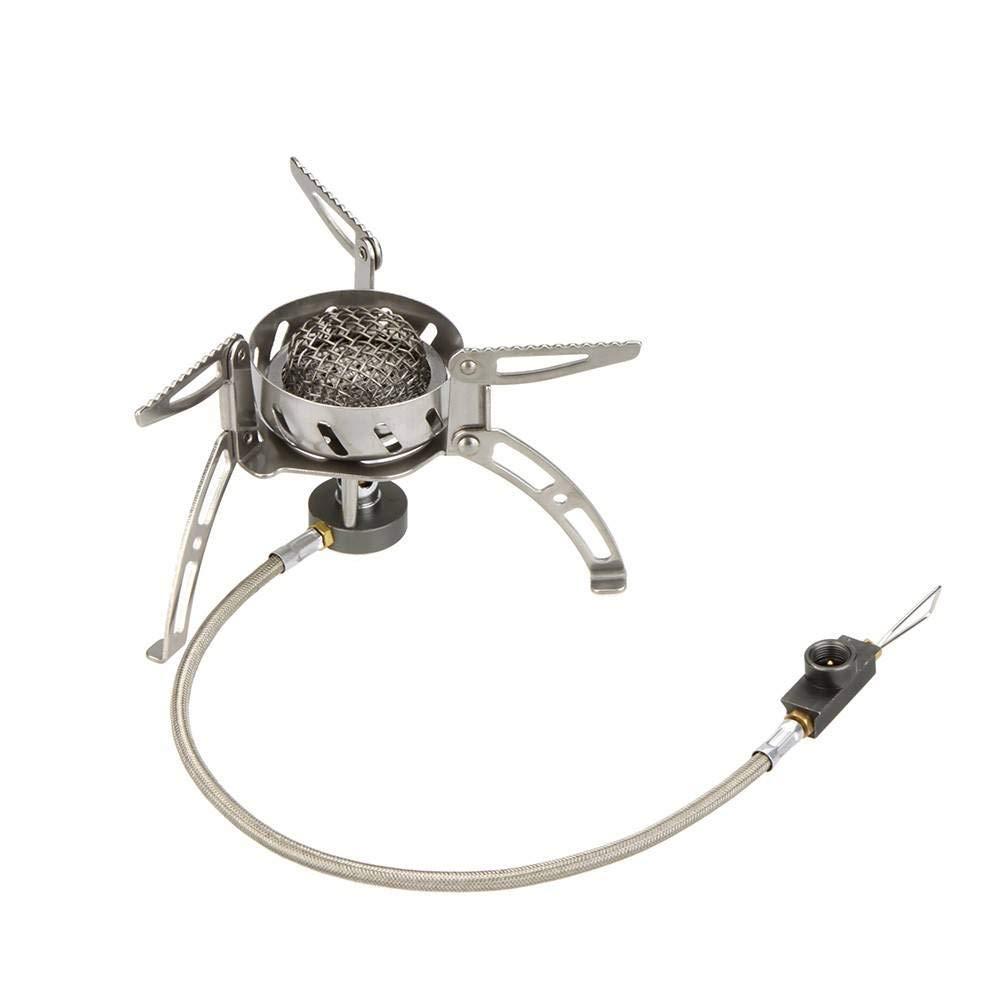 Jimuwangzi Cocción de pies, Quemador, Quemador de Horno Horno de a Prueba de Viento Separador de Calor infrarrojo d83506