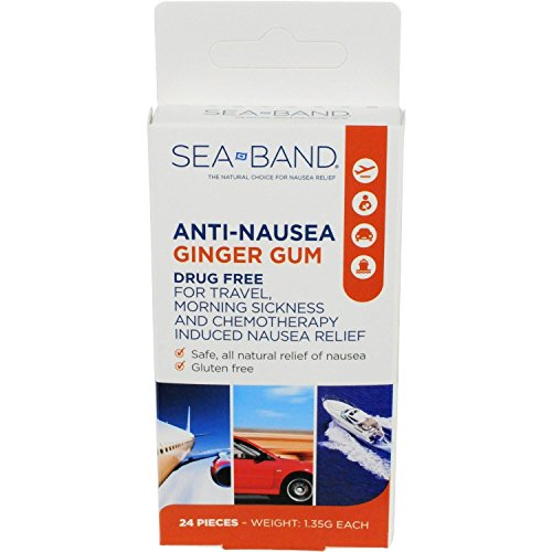 Ginger Gum Anti-Nausea24 pieces
