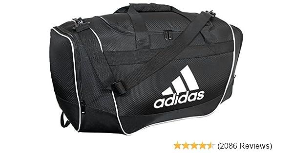 Amazon.com  adidas Defender II Duffel Bag  Sports   Outdoors 23e8539456d68