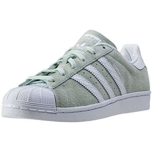 Adidas Femme Superstar S76148 Basket Vert Mode a4anrUcW1
