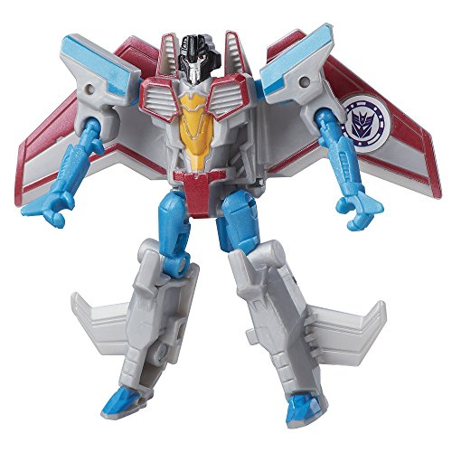 Transformers: Robots in Disguise Combiner Force Legion Class Starscream (Jet Decepticon)