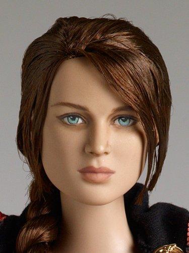 The Hunger Games Katniss Dressed Doll -