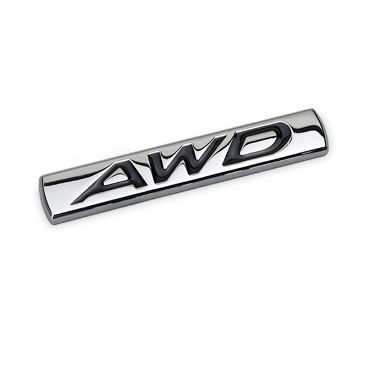 Dsycar 3d metal awd car side fender rear trunk emblem badge sticker decals for jeep dodge mercedes bmw mustang volvo chevrolet nissan audi vw ford honda