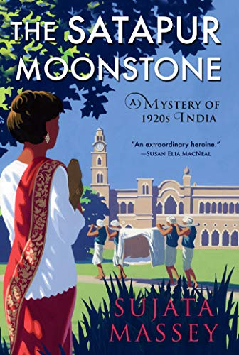 The Satapur Moonstone (A Mystery of 1920s India Book 2)