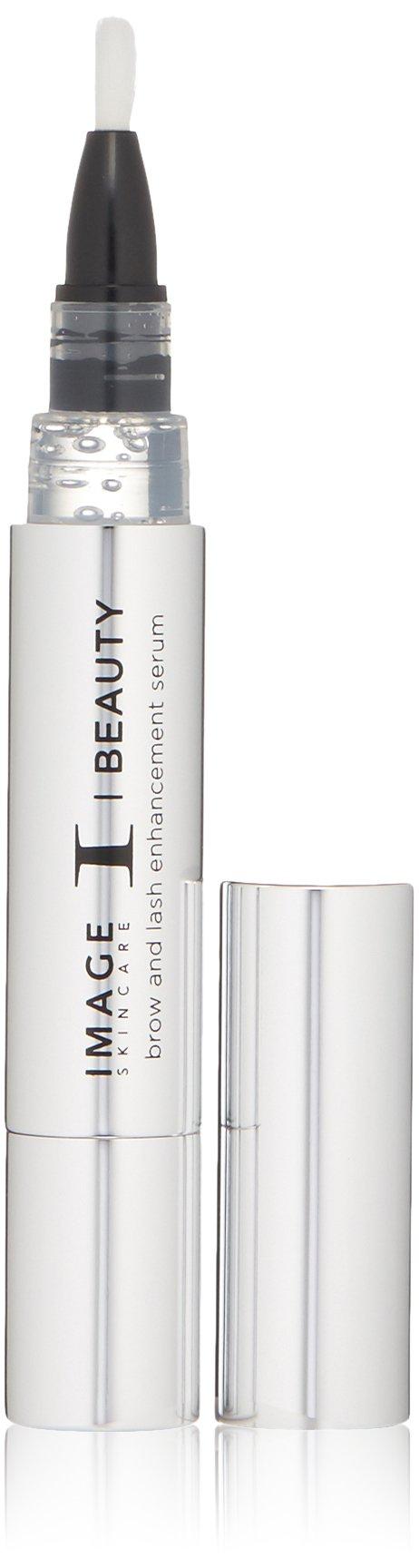 IMAGE Skincare I Beauty Brow and Lash Enhancement Serum, 0.14 oz.