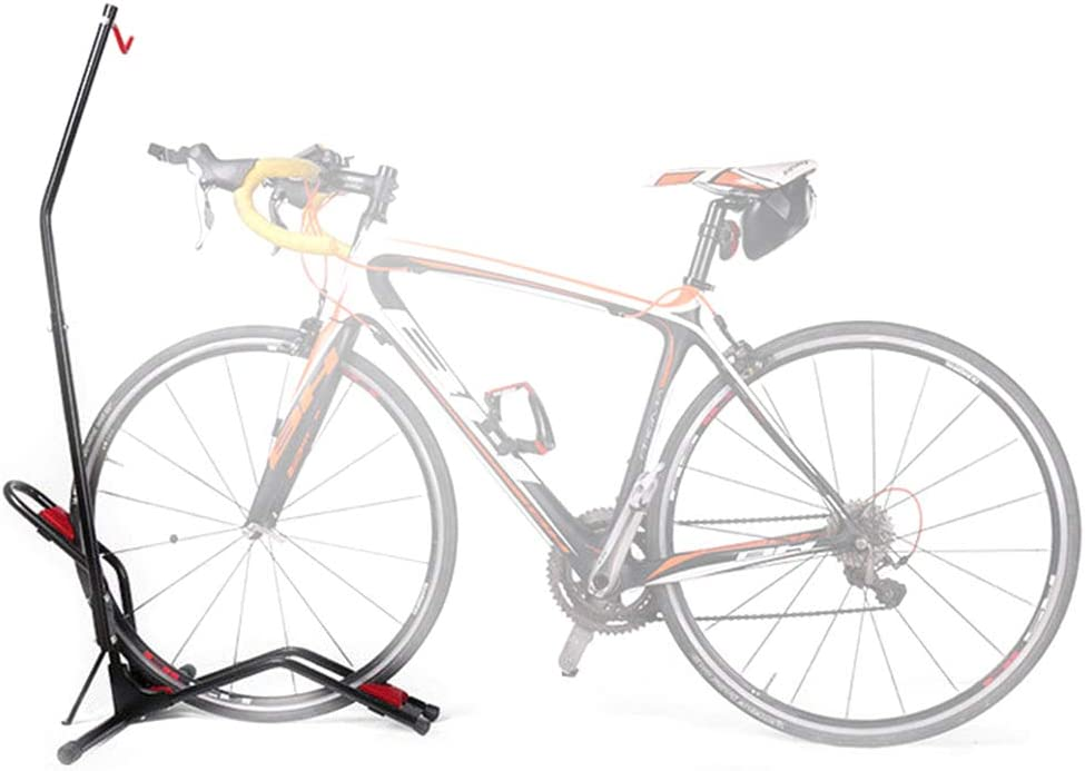Soporte para bicicleta Soporte vertical y horizontal para el piso ...
