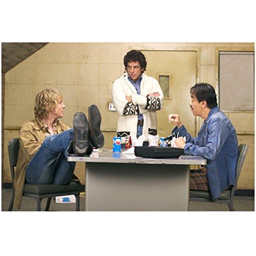 Starsky & Hutch Ben Stiller and Owen Wilson Making Plans 8 x 10 Inch Photo