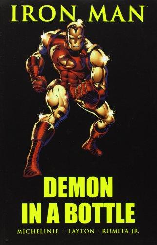 demon in a bottle iron man - 1