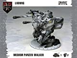 Dust Tactics Model Kit - Ludwig Axis Medium Panzer Walker - D300 - New