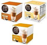 NESCAFÉ Dolce Gusto Coffee Capsules Latte Variety