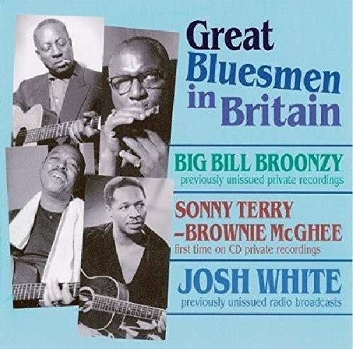 Great Bluesmen in Britain - Brownie White