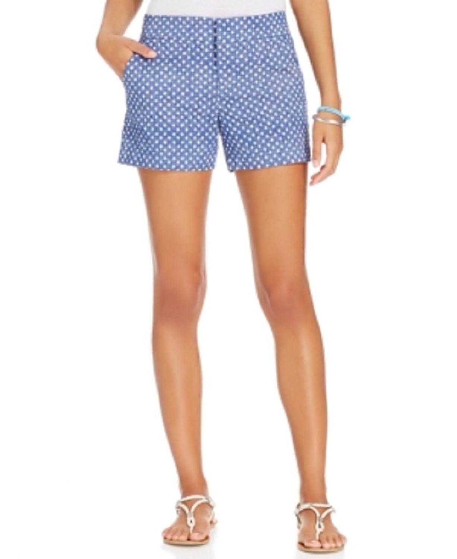 American Living Printed Shorts Blue Multi 6
