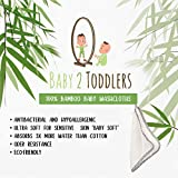 Baby 2 Toddlers Ultra Soft 100% Bamboo Baby