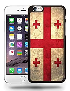 Georgia National Vintage Flag Phone Case Cover Designs for iPhone 6