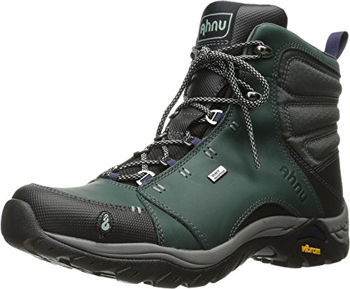 Ahnu Women's Montara Boot Waterproof Muir Green 5.5 M