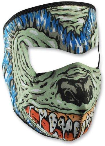 Zanheadgear Neoprene Full Face Mask, Hell Hound by Zanheadgear