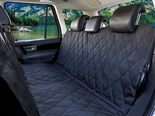 (UPSKY Pet Seat Cover, Seat Covers Pet for Cars, Small Trucks and SUV Nonslip, Quilted, Machine )