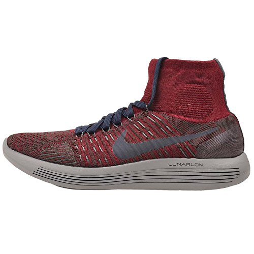 Red Men Flyknit Rojo 's Shoes Running Gyakusou NIKE Lunarepic 6Bzw0qq