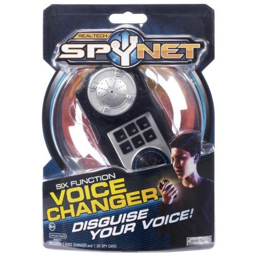SpyNet Secret Identity Voice Changer ()